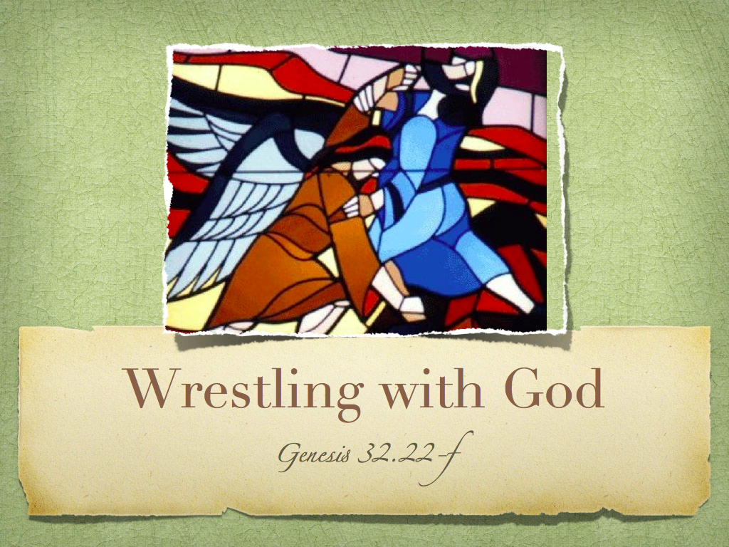 Are We Wrestling with God or Ourselves? – Taking Up My Cross |Jacob Wrestles With God Meaning