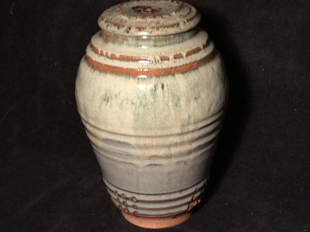 burial urn ~ 4
