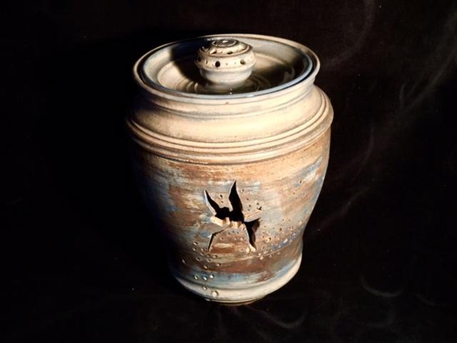 burial urn ~ 10