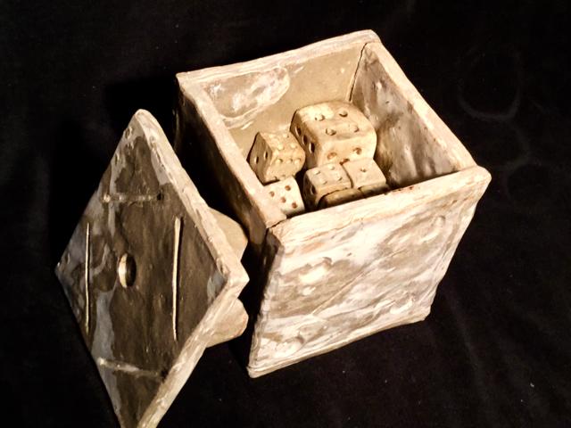 burial urn ~ 9