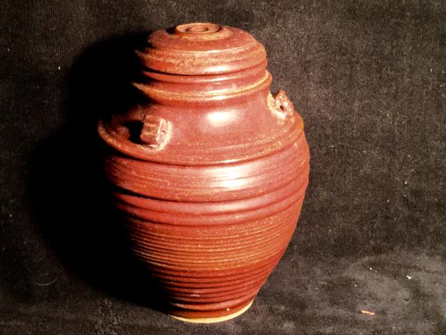 burial urn ~ 7